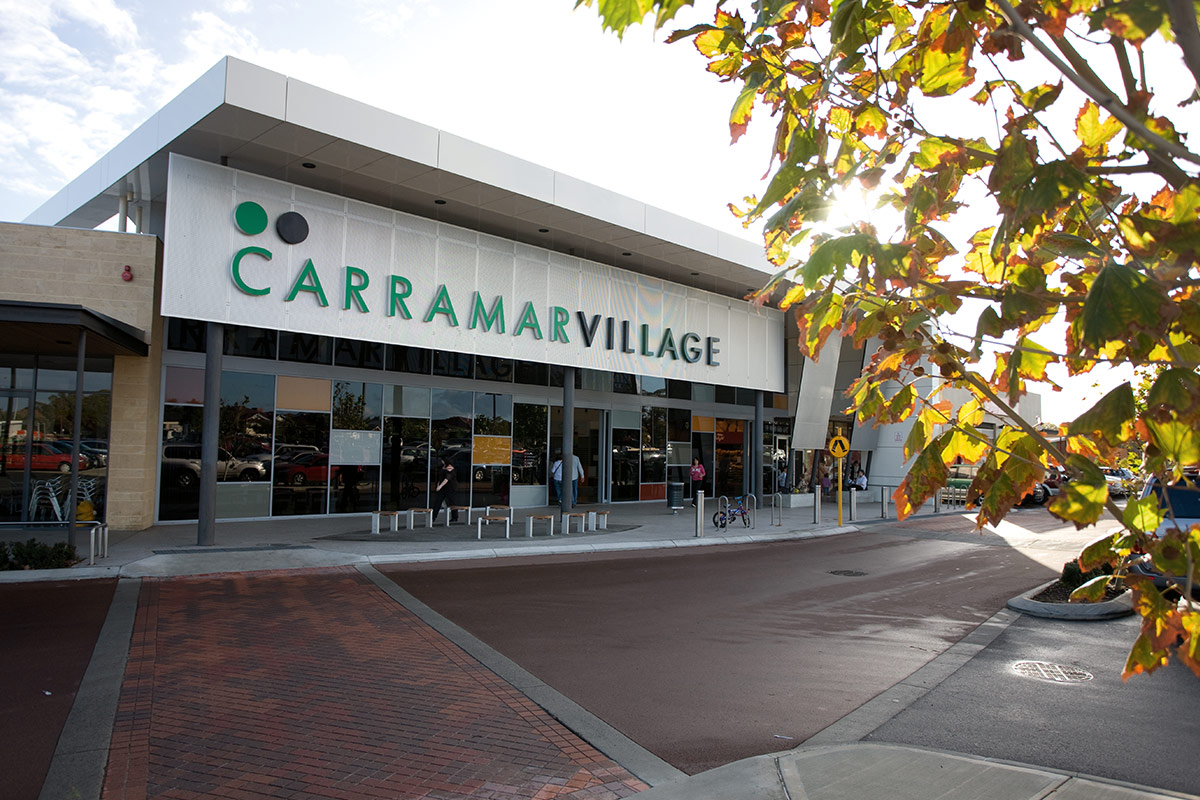 Carramar Village Shopping Complex